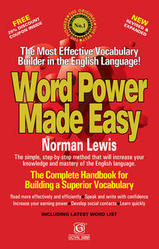 Buy Word Power Made Easy Book Online at Low Prices in India