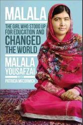 Malala: The Girl Who Stood Up for Education book by Malala Yousafzai