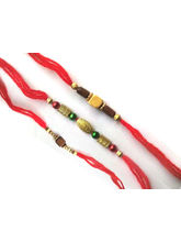 Get fashionable Designer 10 Rakhi at Rs 1