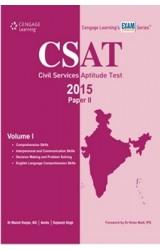 CSAT 2015 Paper II Vol. 1 For sale