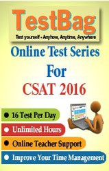Civil Services Aptitude Test Exam Online Test