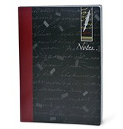Layflat Notebook Ruled - Nightingale