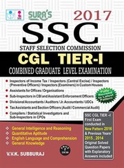 ssc exam book material