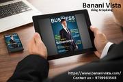 Digital Magazine | E-zine | Banani vista